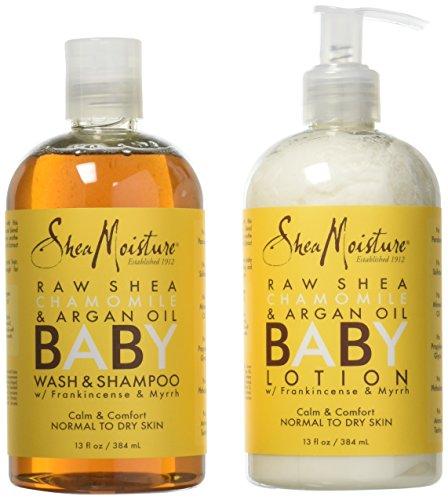 Shea Moisture Comfort Chamomile Shampoo