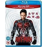 Marvel's Ant-Man [Blu-ray 3D + Blu-ray]