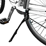 BV Bike Kickstand - Alloy Adjustable Height Rear Side Bicycle Kick Stand, for 24