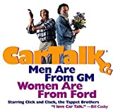 img - for Car Talk: Men Are From Gm Women Are From Ford by Tom Magliozzi (2001-01-01) book / textbook / text book