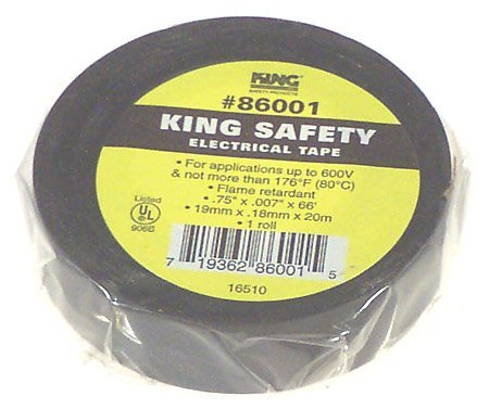 King Safety Products 8600. 2119 Electrical Tape