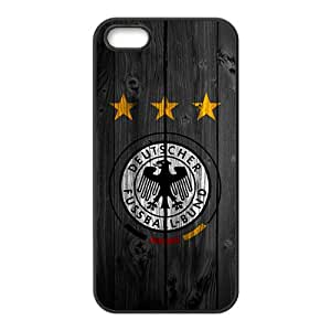 Die Deutsche Fu?ballnationalmannschaft Design Hard Case Cover Protector For Iphone 5S