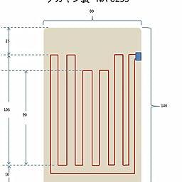 Amazon Sugiyama 電気敷き毛布 日本製 洗える ダニ退治 140 80cm Na 023s 椙山紡織 ホーム キッチン 通販
