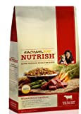 Rachael Ray Nutrish Dry Dog Food,  Beef and Rice Recipe, 6-Pound Bag, My Pet Supplies
