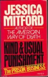 Kind and Unusual Punishment, Jessica Mitford, 0394710932