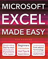 Microsoft Excel Made Easy Front Cover