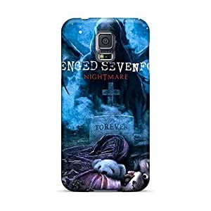Excellent Hard Cell-phone Cases For Samsung Galaxy S5 (Nxt2200IxXm) Provide Private Custom Nice Avenged Sevenfold Image