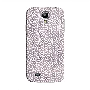 Cover It Up - Purple Pebbles Mosaic Galaxy S4 Hard Case