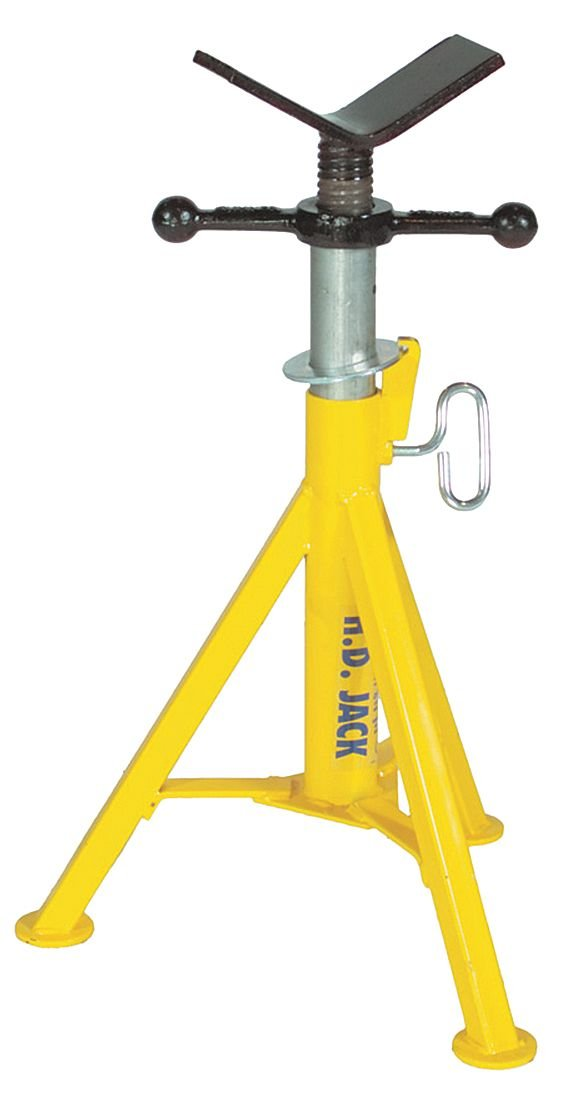 Sumner Manufacturing 780385 ST-901 Lo Heavy Duty Jack, Vee Head,  21'' to 36'' Adjustable Height, 2,500 lb. Capacity by Sumner Manufacturing