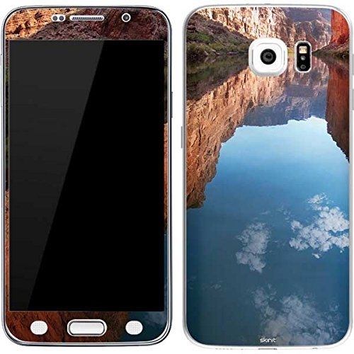 (Nature Galaxy S6 Skin - Redwall Limestone in Marble Canyon Vinyl Decal Skin For Your Galaxy S6)