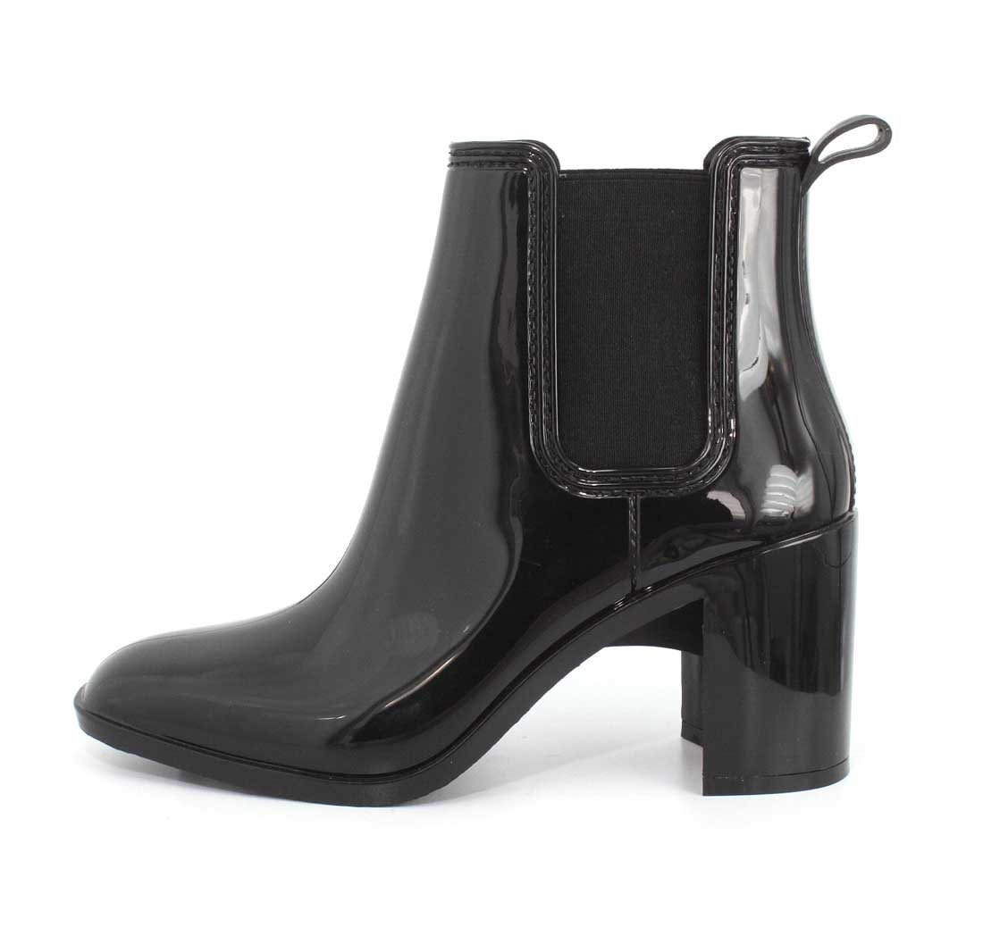 Jeffrey Campbell Women's Hurricane Rain Booties B077BTGDSW 8 B(M) US|Black