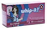 whip-It! Brand: The Original Whipped Cream Chargers 300 -PACK ''Pink''