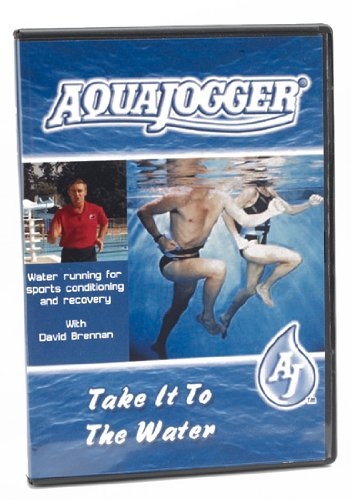 Aqua Jogger DVD ''Take It To The Water'' by AQUAJOGGER