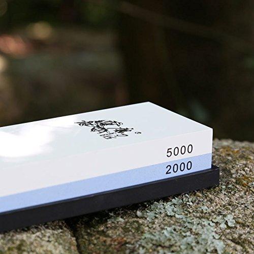 TAIDEA 2000/5000 Grit Knife Sharpening Whetstone Sharpening Stone