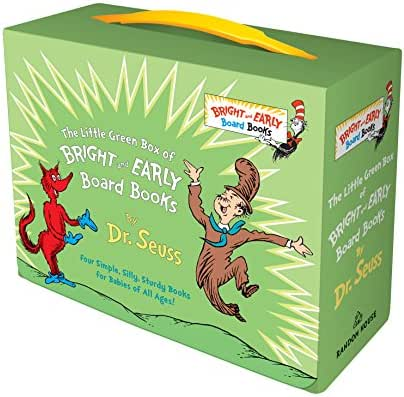 Little Green Box of Bright and Early Board Books (Bright & Early Board Books(TM))