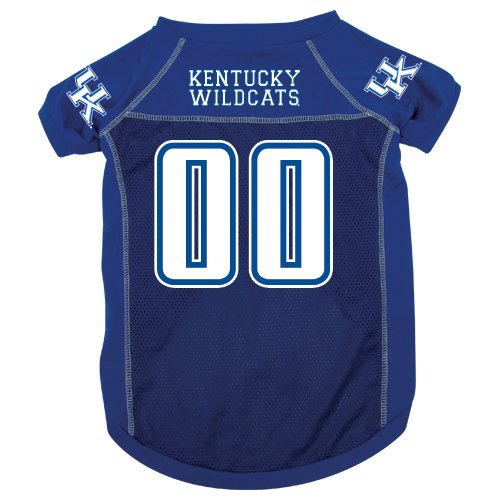 NCAA Kentucky Wildcats Pet Jersey,  Small