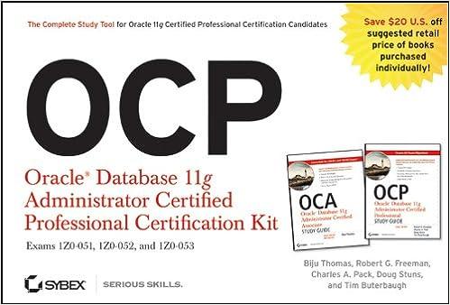 Pdf 11g i oracle 2 release administration database workshop