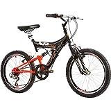 Bicicleta Track & Bikes Aro 20 Xr 20 6v Dupla Suspensão