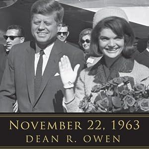 November 22, 1963 Audiobook