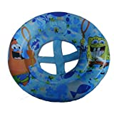 Official Licensed Spongebob inflatable Baby Ring Swim Ring Inner tube - Licensed Spongebob nickelodeon Merchandise