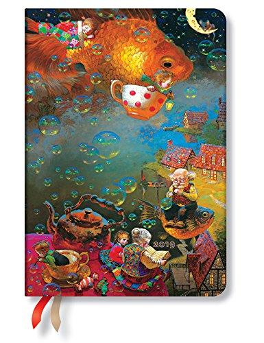Paperblanks Verso - Organizador personal (Multicolor, 1 bolsillos, Bolsillo grande, 120 mm, 170 mm)
