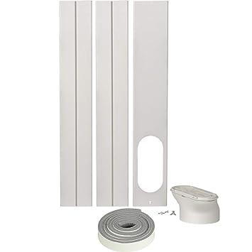 Honeywell Portable AC Sliding Glass Door Kit: Amazon ca: Home & Kitchen
