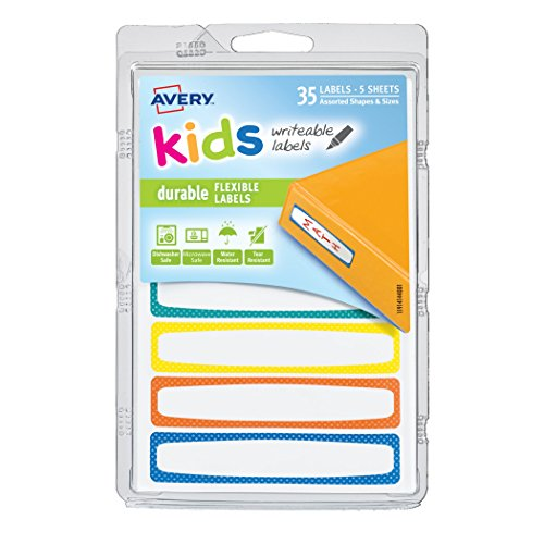 Avery inches Durable Assorted 41439
