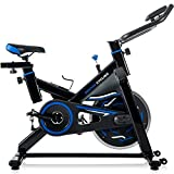 Merax S306 indoor Cycling Bike Cycle Trainer Exercise Bicycle (Blue) Merax
