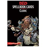 Dungeons & Dragons: Spell Book Cards: Cleric Deck Card Game (8 Players)