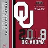 Oklahoma Sooners 2018 Calendar