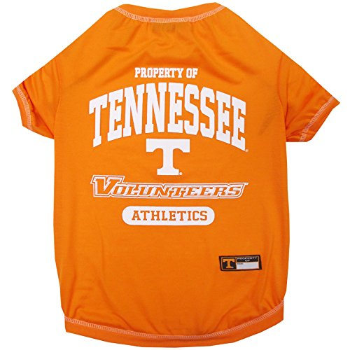 (NCAA Tennessee Volunteers Dog T-Shirt, X-Large)