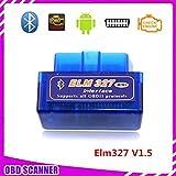 Sunding Android Torque Bluetooth ELM 327 1.5 V, Car Diagnostic Tool for Car