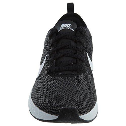 Dualtone Dark Racer Chaussures Nike 003 Noir Femme Black White Grey Running W de Uxvvq5E6w