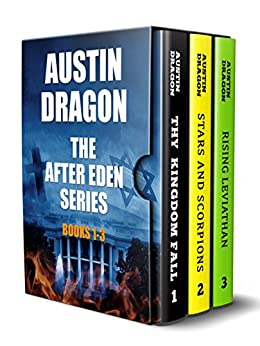 The After Eden Series Box Set: Books 1-3: The Genesis of