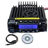 Cheap Retevis RT-9000D Mobile Radio Transceiver UHF 400-490MHz 70cm 45W 200CH 50 CTCSS/1024 DCS 8 Group's Scrambler VOX Function Car 2 Way Radio Ham Amateur Radio (Black)