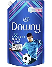 Downy Expert Sports Concentrate Fabric Softener Refill, 1.4L