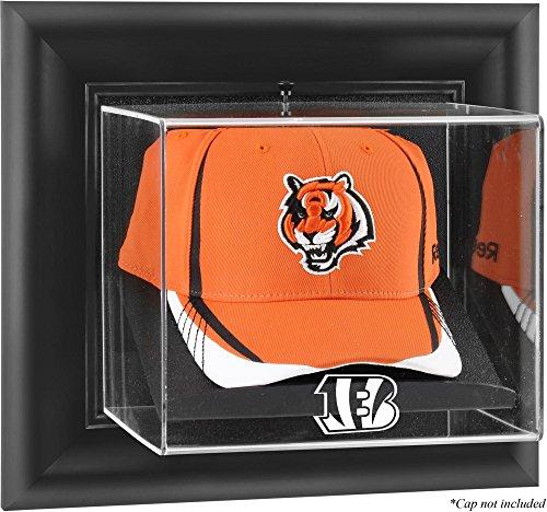 Mounted Memories Cincinnati Bengals Hat Display Case - Cincinnati Bengals One (Mounted Memories Hat)