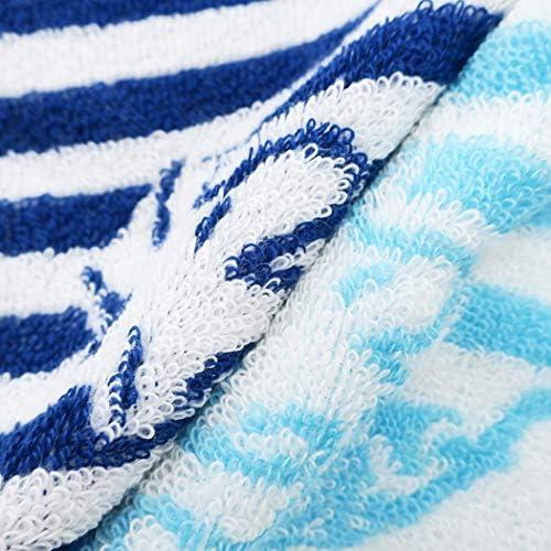 スヌーピー[ハンドタオル]今治ジャガードウォッシュタオル/寝そべりスヌーピー ピーナッツ【ブルー/NB 】