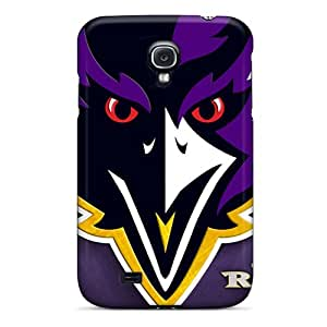Samsung Galaxy S4 ASi10769IKeL Allow Personal Design Nice Baltimore Ravens Pictures Perfect Hard Cell-phone Cases -JohnPrimeauMaurice