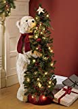 Orvis Holiday Bear In Tree
