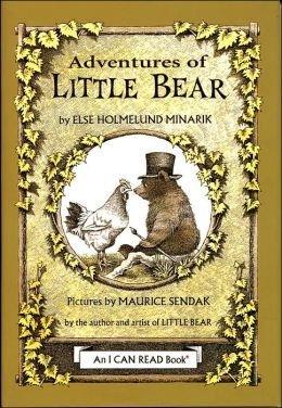 Adventures of Little Bear (An I Can Read Book): Little Bear, Father Bear Comes Home, and A Kiss for Little ()