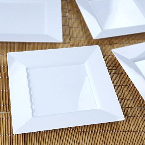 8 Square Plate - 4