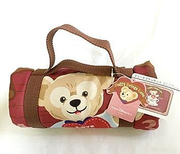 0e3df1bfb3b2 Amazon.com: 2009 Sweet Duffy fleece blanket rug DisneySea limited ...