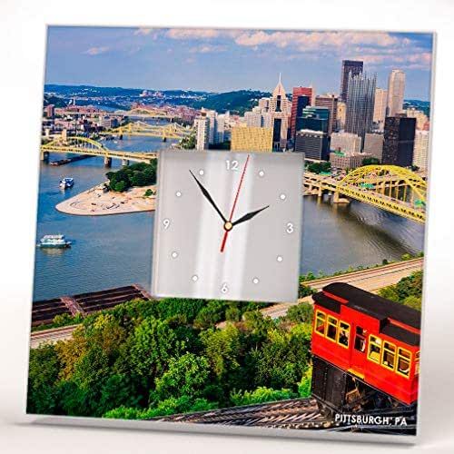 Amazon.com: Pittsburgh Skyline Pennsylvania Downtown View