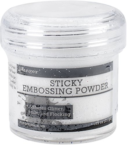 Ranger Sticky Embossing Powder, 21 (Tim Holtz Embossing Powder)