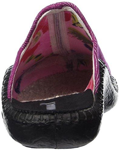 Romika Unisex-Kinder Mokasso 116 Pantoffeln Violett (fuchsia 417)