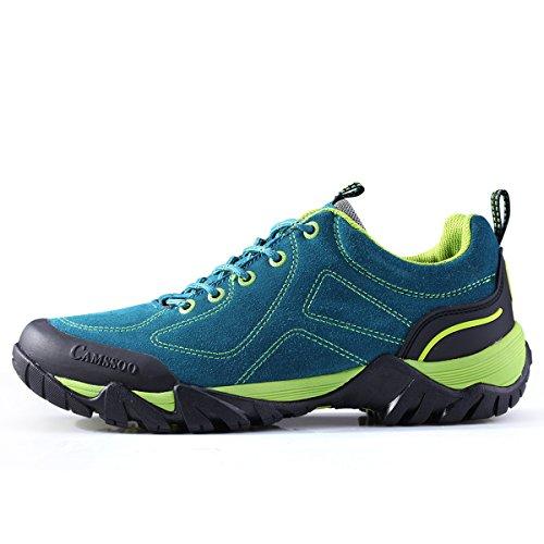 Verde XIGUAFR Unisex bajo caño botas adulto de 4YwRqBrY