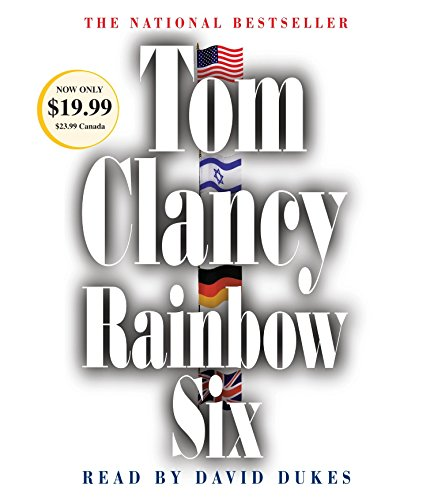 Rainbow Six (John Clark Novel, A) (Best Counter Terrorism Units In The World)