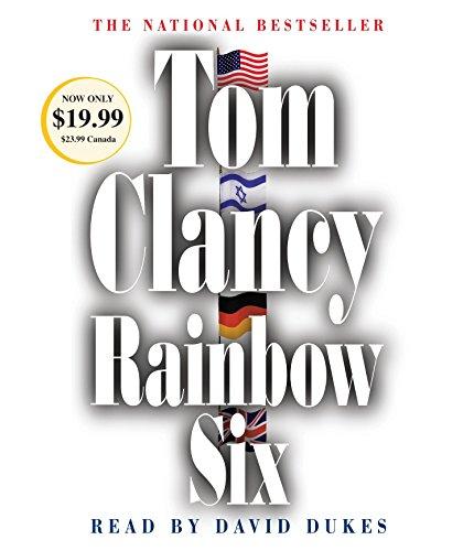 Rainbow Six (John Clark Novel, A) (Best Counter Terrorism Units In The World)