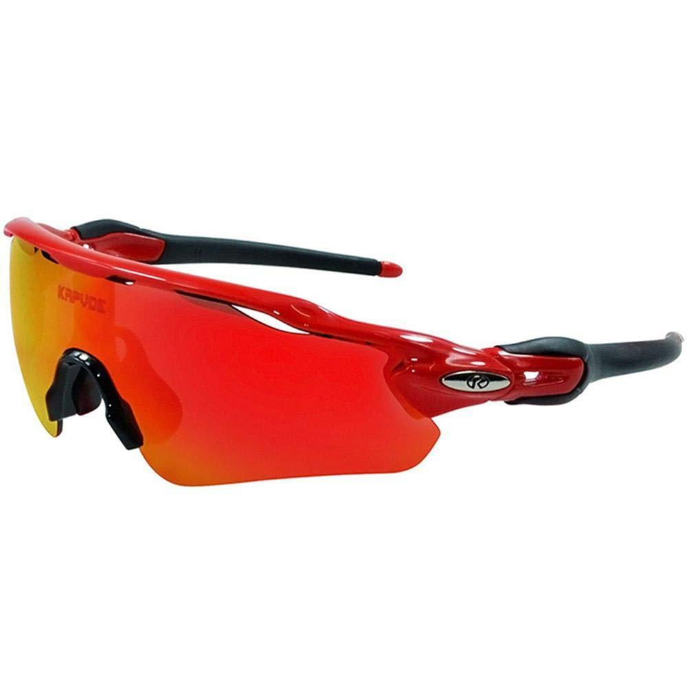 FUXIAOCHEN Männer Sport Sonnenbrillen Radfahren Brille Fahrrad Fahrrad Angeln Fahren Sonnenbrille Gläser Für Mann Frauen Sonnenbrillen